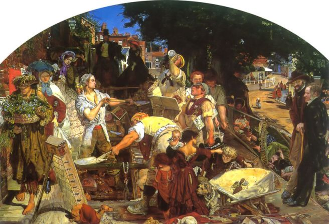 Ford_Madox_Brown_-_Work