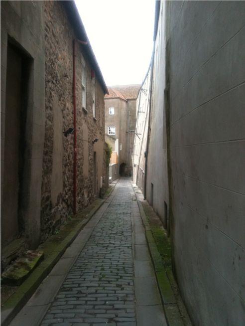 Dewars Lane, Berwick
