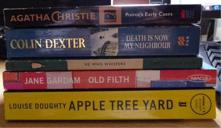 Books July15