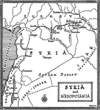 Syria 1930s
