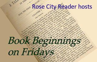 Book Beginnings Button