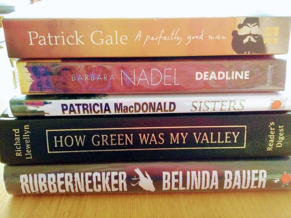 Fic Lib Bks May 2018