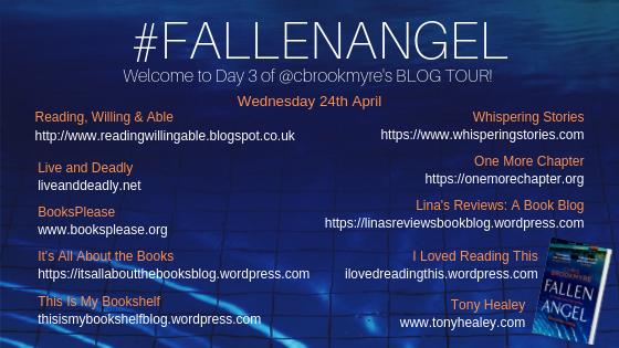 Fallen Angel Blog tour