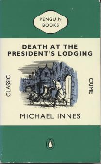 Death at the President's Lodging 001