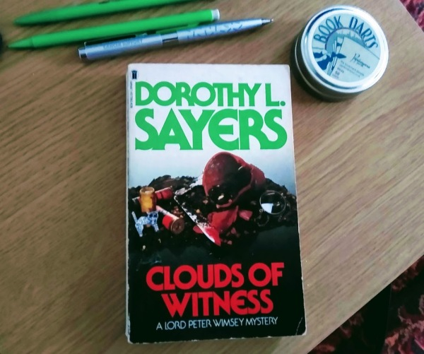Clouds of witness Sayers