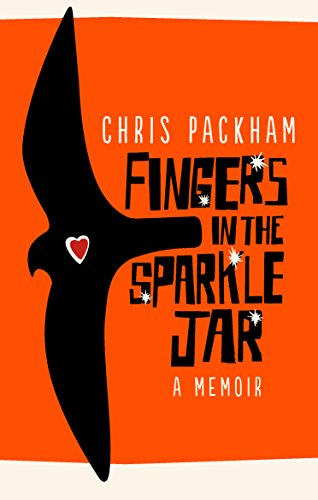 Fingers in the sparkle jar