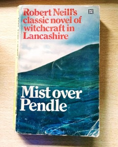 Mist over Pendle