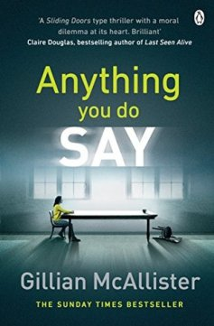 Anything you do say